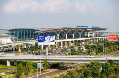 bến xe gần sân bay Nội Bài
