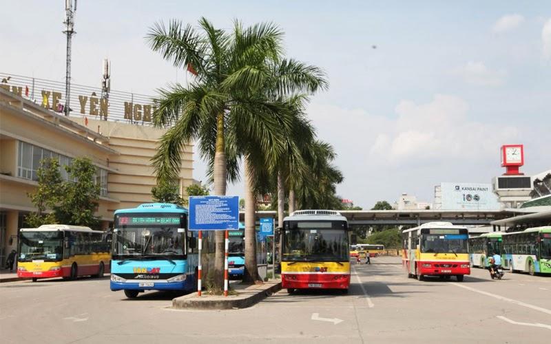 Bến xe Hà Đông (Yên Nghĩa) (Nguồn ảnh: Internet)