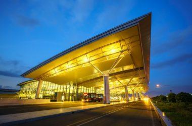 Gửi xe ở sân bay Nội Bài
