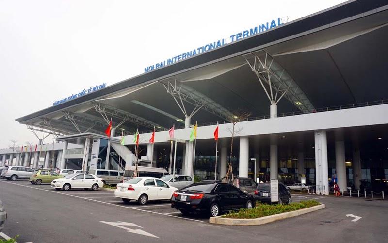 Bãi gửi xe ô tô sân bay Nội Bài (Nguồn ảnh: Internet)