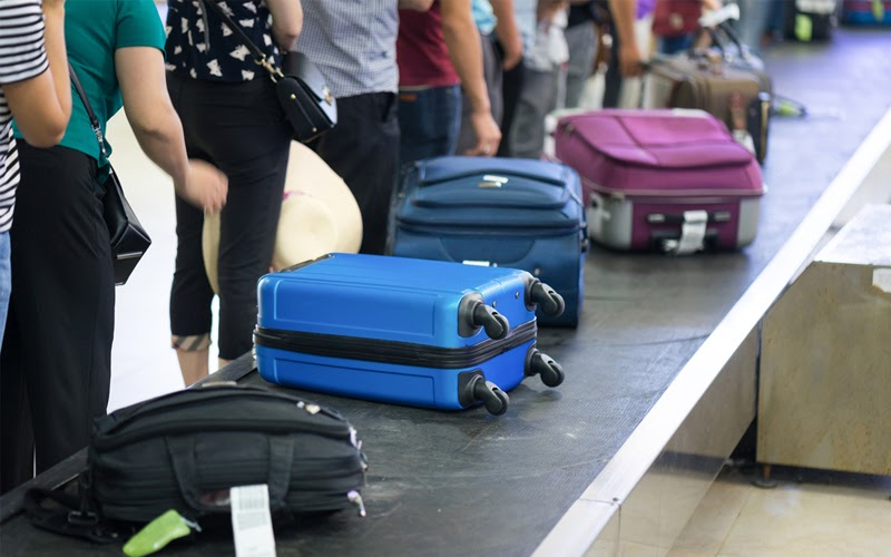 Kiểm tra kỹ hành lý trước khi rời sân bay (Nguồn ảnh: Internet)