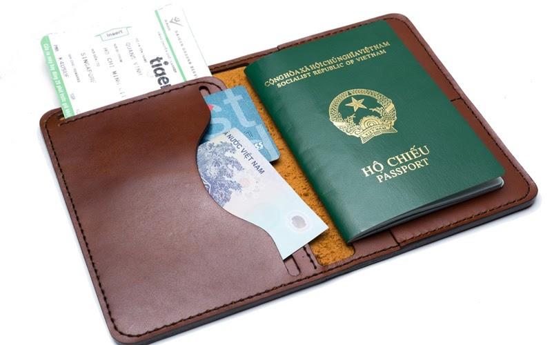 Hộ chiếu – Giấy tờ không thể thiếu trong mỗi chuyến bay (Nguồn ảnh: Internet)