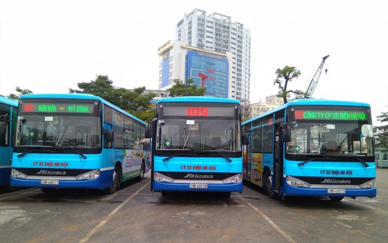 Xe bus số 109 (Nguồn ảnh: Internet)