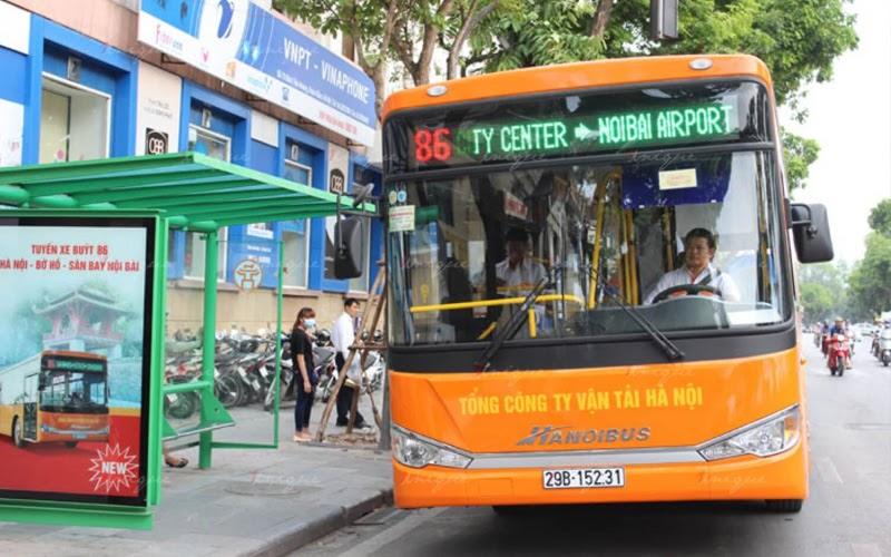 Xe bus số 86 (Nguồn ảnh: Internet)