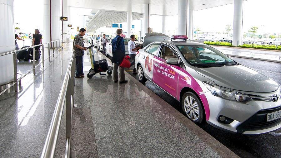Kinh nghiệm đi taxi từ Nội Bài về Hà Nội