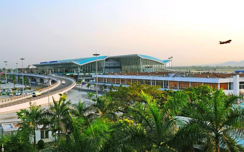 Sân bay Đà Nẵng (Ảnh: Internet)