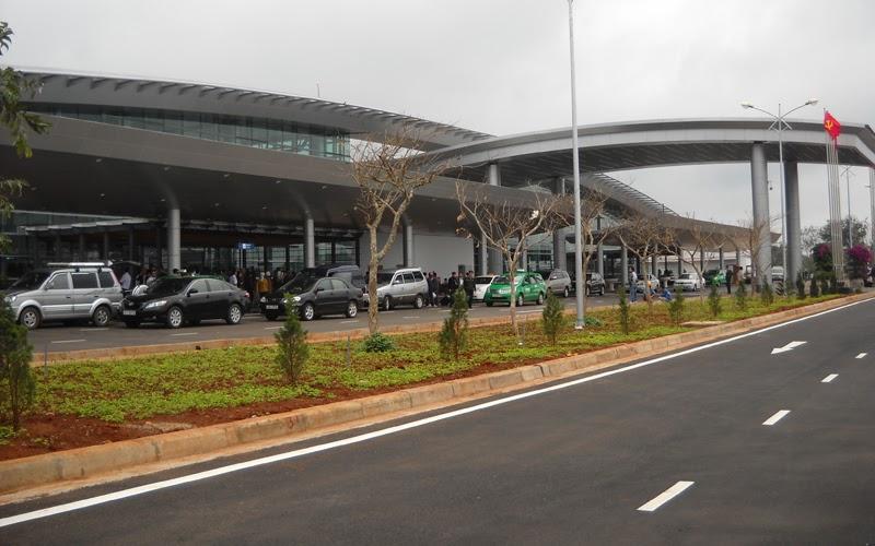 Sân bay Buôn Ma Thuột (Nguồn ảnh: Internet)
