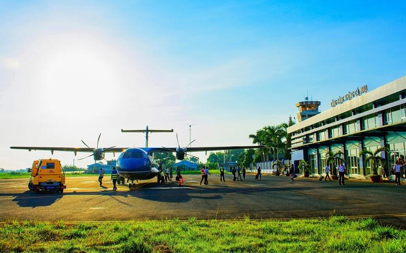 Sân bay Cà Mau (Nguồn ảnh: Internet)