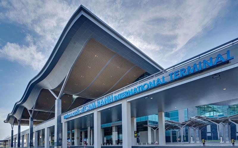 Sân bay Cam Ranh (Nguồn ảnh: Internet)
