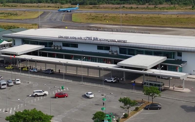 Sân bay Phú Bài (Nguồn ảnh: Internet)