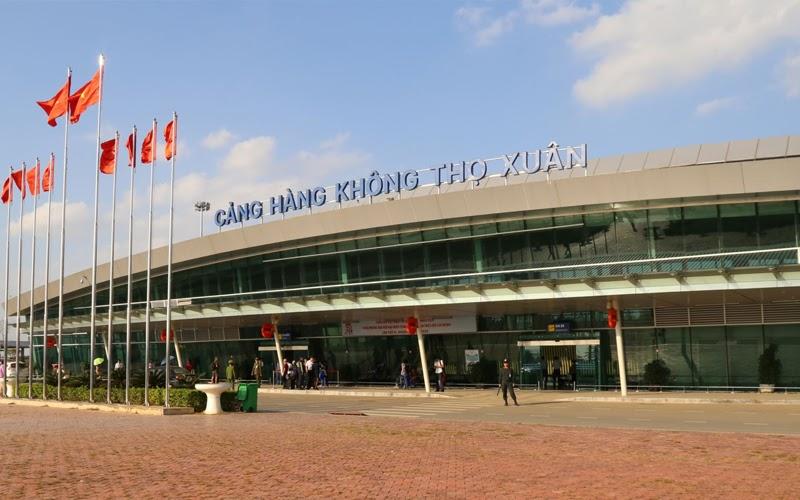 Sân bay Thọ Xuân (Nguồn ảnh: Internet)